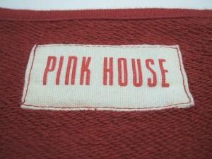 ピンクハウス PINK HOUSE ブルゾン レディース レッド リボン/春・秋物【中古】
