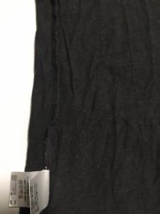 スナイデル snidel チュニック サイズF レディース ダークグレー×グレー×白 ラインストーン【中古】