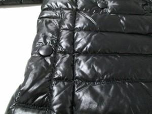 デュベティカ DUVETICA ダウンコート サイズ42 M レディース Radine 黒 冬物【中古】