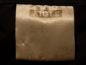 エーグル AIGLE ダウンジャケット サイズM メンズ 美品 ダークグレー 冬物 ポリエステル【中古】
