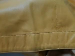ムーンバットファー Moon Bat Fur コート サイズ42 L レディース オレンジ【中古】