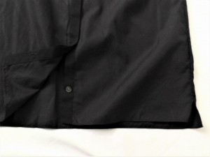 トゥモローランド TOMORROWLAND ノースリーブシャツブラウス サイズ38 M レディース 黒 シースルー【中古】