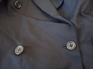 ニューヨーカー NEW YORKER スカートスーツ サイズ38  M レディース ダークネイビー【中古】