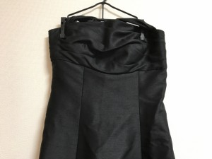 コーガマリコ MARIKO KOHGA ドレス サイズ40 M レディース 美品 黒 Fil Dore【中古】