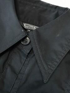 クードシャンス CdeC COUP DE CHANCE ワンピース サイズ36 S レディース 美品 黒 シャツワンピ【中古】