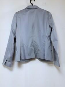 アンタイトル UNTITLED ジャケット サイズ42 L レディース ライトグレー【中古】