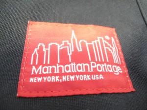 マンハッタンポーテージ Manhattan Portage ショルダーバッグ レディース 黒 ナイロン【中古】
