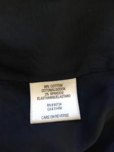 ビーシービージーマックスアズリア BCBGMAXAZRIA ジャケット サイズXS レディース グレー コーデュロイ【中古】