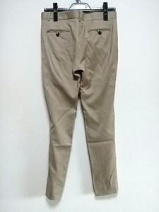 トゥモローランド TOMORROWLAND パンツ サイズ38 M レディース ベージュ【中古】