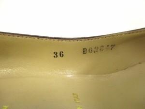 ブルーノマリ BRUNOMAGLI パンプス 36 レディース ダークブラウン レザー【中古】