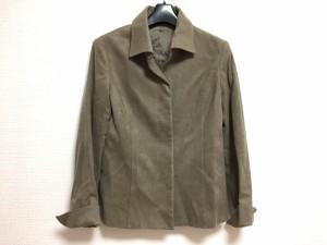 ノーリーズ NOLLEY'S ジャケット サイズ38 M レディース ブラウン【中古】