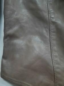 スタニングルアー STUNNING LURE ライダースジャケット サイズ38 M レディース ダークブラウン 春・秋物【中古】
