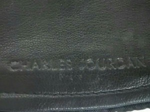 シャルルジョルダン CHARLESJOURDAN 手袋 レディース 美品 黒 キルティング ナイロン×レザー【中古】