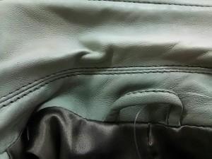 ジルスチュアート JILL STUART ライダースジャケット サイズ0 XS レディース グレー 春・秋物【中古】