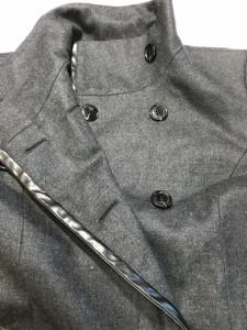 ピンキー&ダイアン Pinky&Dianne ジャケット サイズ38 M レディース ダークグレー 肩パッド【中古】