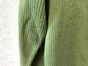 ポールスミス PaulSmith 長袖セーター サイズL レディース グリーン【中古】