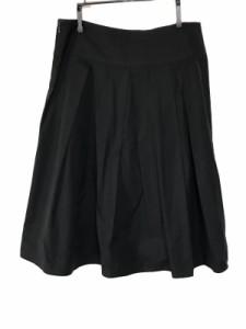 アニエスベー agnes b スカート サイズ38 M レディース 美品 黒【中古】