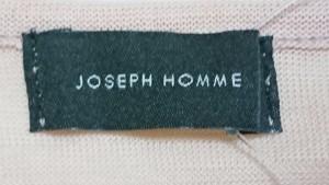 ジョセフオム JOSEPH HOMME 長袖カットソー サイズ46 XL メンズ ピンク【中古】