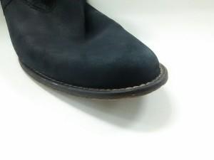 ビューティアンドユース ユナイテッドアローズ BEAUTY&YOUTH UNITEDARROWS ブーツ 38 レディース 美品 黒 レザー【中古】
