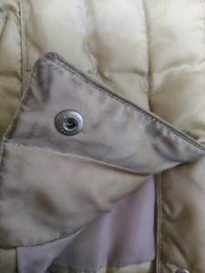 ボールジー BALLSEY ダウンジャケット サイズ38 M レディース アイボリー 冬物【中古】