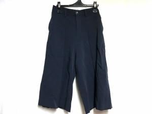 プラージュ Plage パンツ サイズ36 S レディース ネイビー【中古】