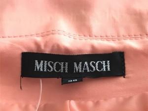 ミッシュマッシュ MISCHMASCH トレンチコート サイズ38 M レディース ピンク 春・秋物【中古】