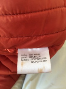 ポールスミスジーンズ PaulSmithJEANS コート サイズM メンズ ライトグリーン 冬物/ジップアップ【中古】