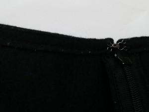 ホコモモラ JOCOMOMOLA ワンピース サイズ40 XL レディース 美品 黒×グリーン×ベージュ 刺繍【中古】