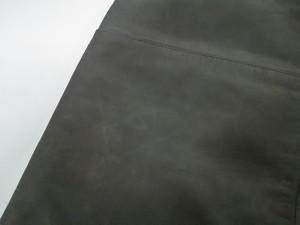 カージュ KHAJU ロングブーツ 22 2/1 レディース ダークグレー レザー【中古】