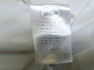 ジェラートピケ gelato pique 半袖Tシャツ サイズF レディース アイボリー【中古】