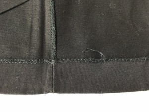 ダンヒル dunhill/ALFREDDUNHILL 半袖ポロシャツ サイズ38 M メンズ 黒【中古】