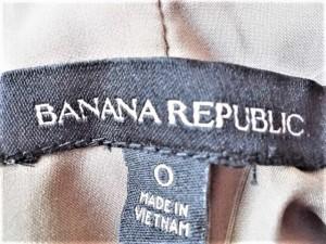 バナナリパブリック BANANA REPUBLIC コート サイズO レディース 美品 ベージュ 春・秋物【中古】