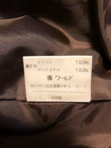 アンタイトル UNTITLED コート サイズ9 M レディース ダークブラウン 春・秋物【中古】