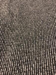 セオリー theory 長袖セーター サイズS レディース 美品 グレー×黒×アイボリー ハイネック【中古】
