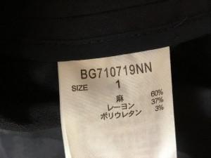バーンヤードストーム BARNYARDSTORM ジャケット サイズ1 S レディース ネイビー【中古】