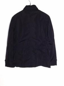 バーバリーブラックレーベル Burberry Black Label ブルゾン サイズM  M メンズ 黒 ジップアップ/春・秋物【中古】