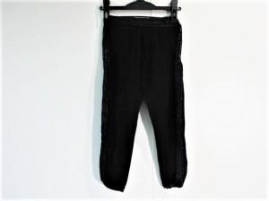 トラマンド Tramando パンツ サイズ1 S レディース 黒【中古】