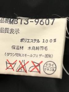 マクレガー McGREGOR ダウンコート メンズ 黒 冬物【中古】
