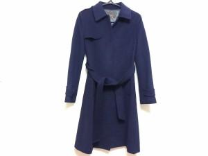 ボールジー BALLSEY コート サイズ38 M レディース パープル 冬物【中古】
