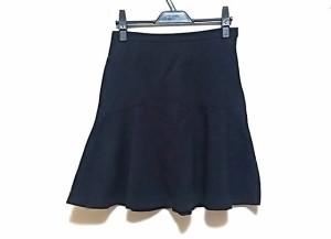 ダイアン・フォン・ファステンバーグ・スタジオ DVF STUDIO スカート サイズ2 M レディース 美品 黒【中古】