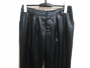 スタニングルアー STUNNING LURE パンツ サイズ36 S レディース 黒【中古】