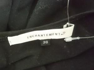 アンシャントマン ENCHANTEMENT...? ワンピース サイズ38 M レディース 黒【中古】