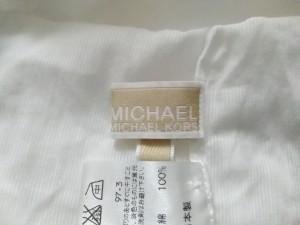 マイケルコース MICHAEL KORS チュニック サイズ4 S レディース 美品 白 シャツチュニック【中古】