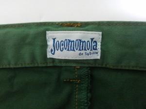 ホコモモラ JOCOMOMOLA パンツ サイズ38 L レディース グリーン【中古】
