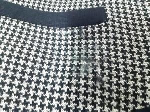 ポロラルフローレン POLObyRalphLauren ベスト サイズL メンズ 美品 黒×ライトグレー 千鳥格子/ニット【中古】