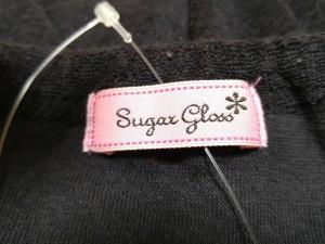 シュガーグロス sugargloss オールインワン レディース 黒×ピンク パイル/レース/リボン【中古】