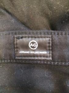 エージーアドリアーノゴールドシュミット AG ADRIANO GOLDSCHMIED パンツ レディース 黒【中古】