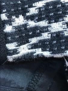 コントワーデコトニエ COMPTOIR DES COTONNIERS スカート サイズ34 S レディース 黒×アイボリー【中古】