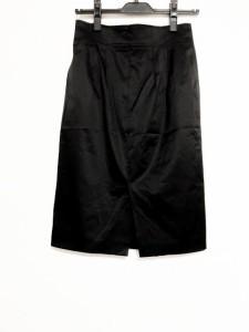 マテリア MATERIA スカート サイズ38 M レディース 美品 黒【中古】