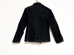 セオリー theory ジャケット サイズ0 XS レディース 美品 ネイビー デニム/春・秋物【中古】